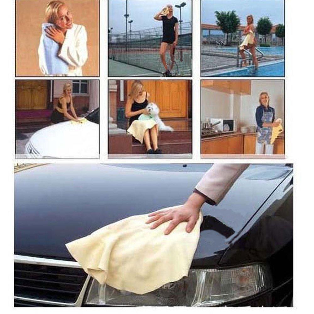 Chamois Towel