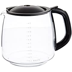 KRUPS F15B0G 12 Cup Black Coffee Carafe