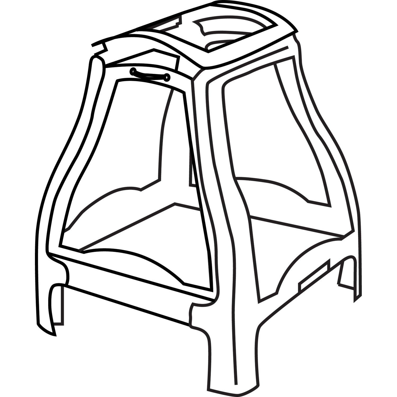 Classic Accessories Veranda Fire Pit Cover X Large