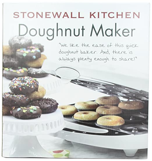 Stonewall Kitchen Doughnut Maker