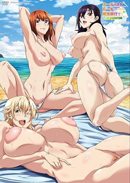 FreeHentaiStream.com Nudist Beach ni Shuugakuryokou de!! The Animation Episode 2