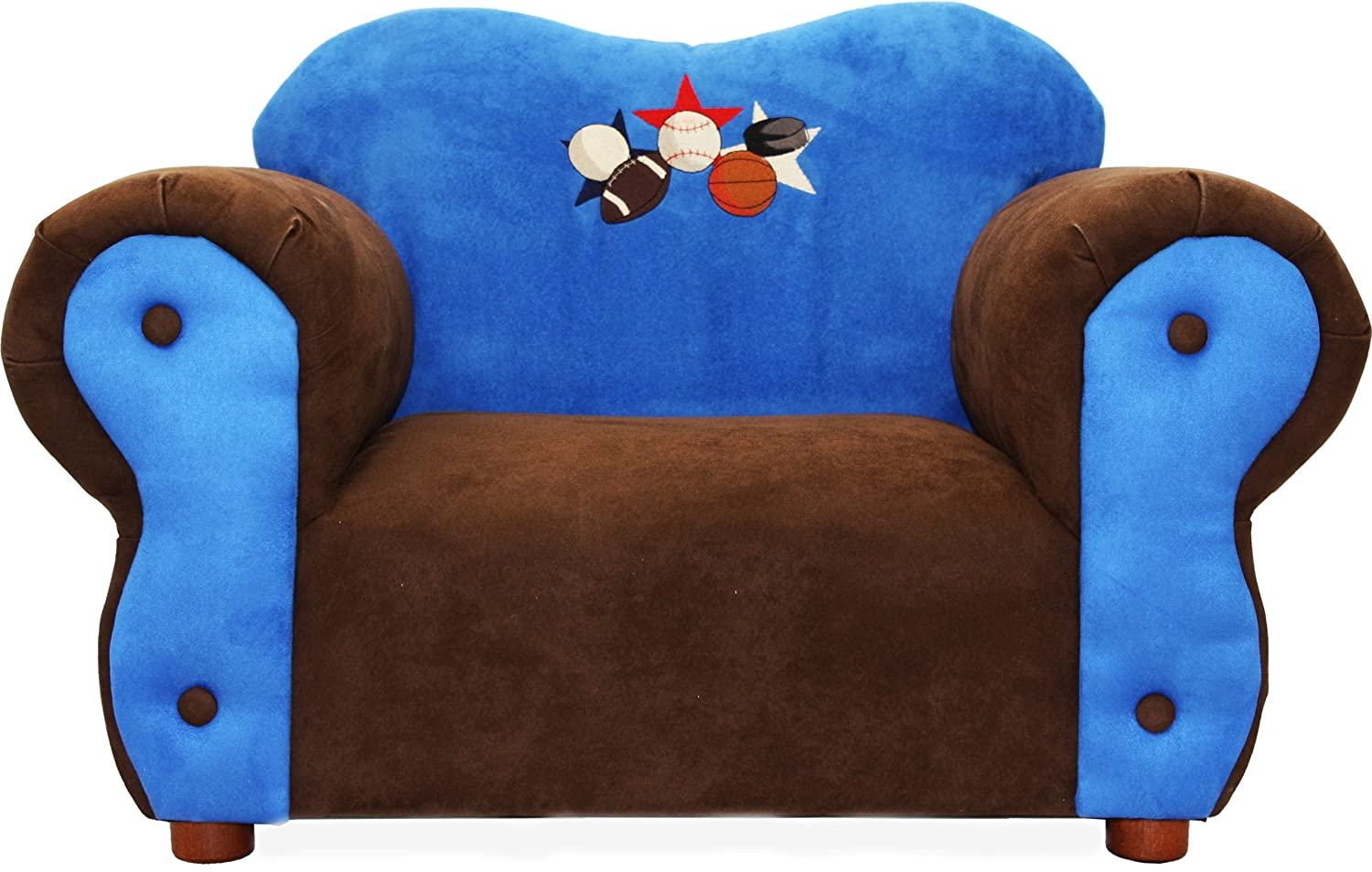 Fantasy Furniture Kids Sports Comfy Chair