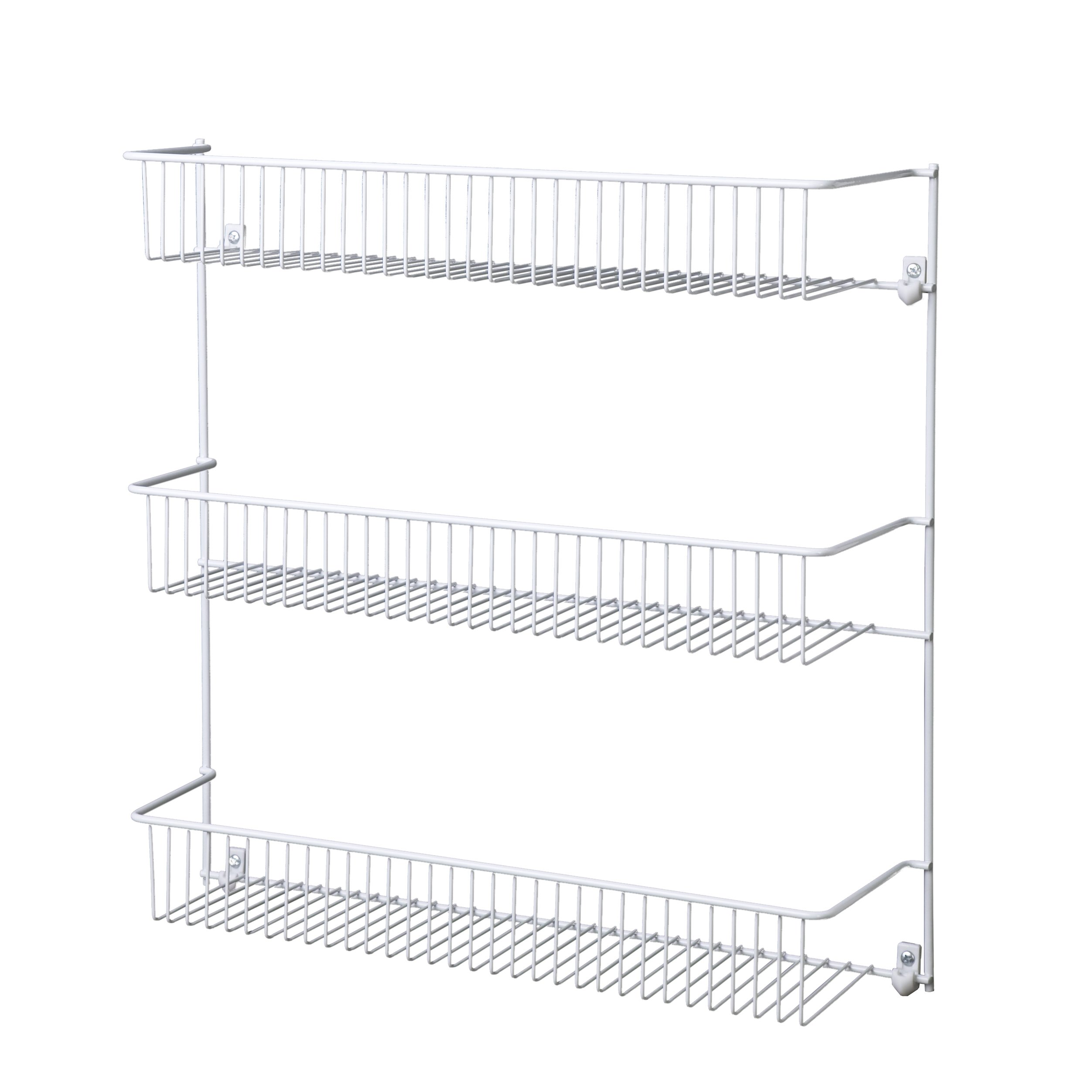 Closetmaid 4 Tier Wall Rack 18 Inch Wide