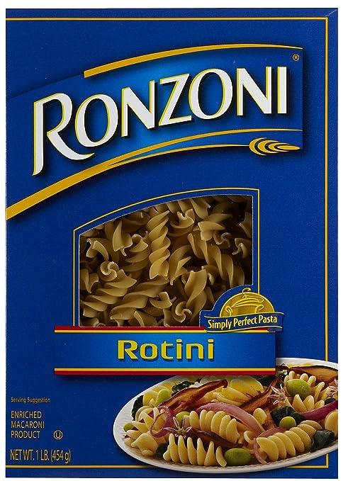 Ronzoni Rotini Pasta 16 oz