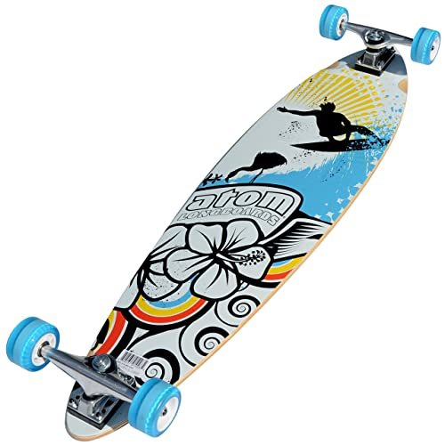 Atom Pintail Longboard reviews