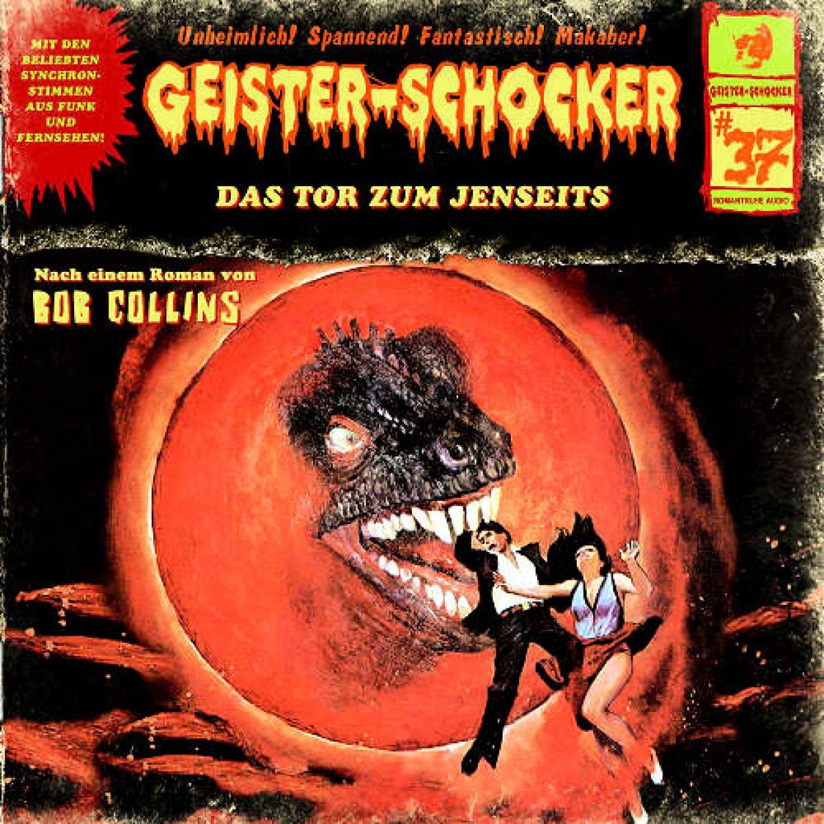Geister-Schocker (37) - Der verfluchte Schatz (1/2) (Romantruhe Audio)