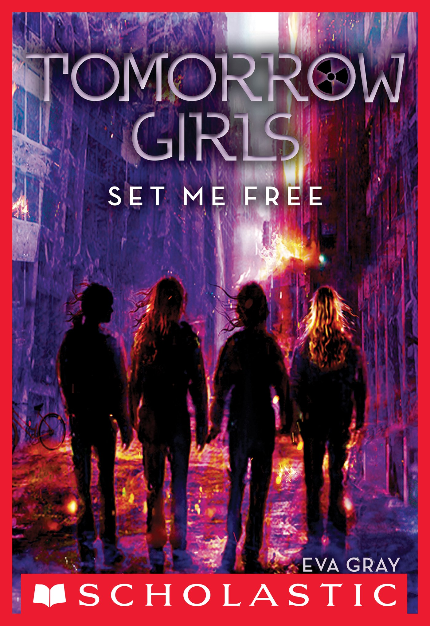 Tomorrow Girls 4 Set Me Free