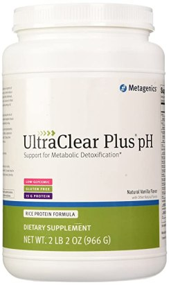 Metagenics, UltraClear PLUS pH, Natural Vanilla Flavor (966 grams)