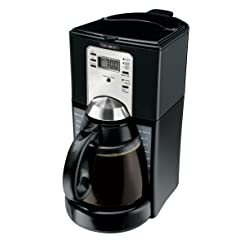 Mr. Coffee FTX43-2 12-Cup Programmable Coffeemaker