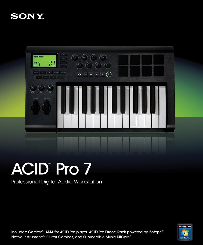 sony acid pro 7 download