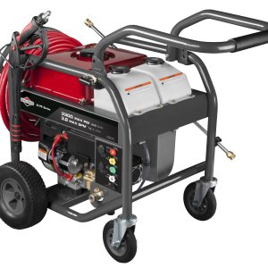 Briggs and Stratton 20542 Elite Series 3.2-GPM 3300-PSI Gas Pressure Washer with 1150 Series OHV 250cc Engine and Electric Key Start, Engine Oil Included