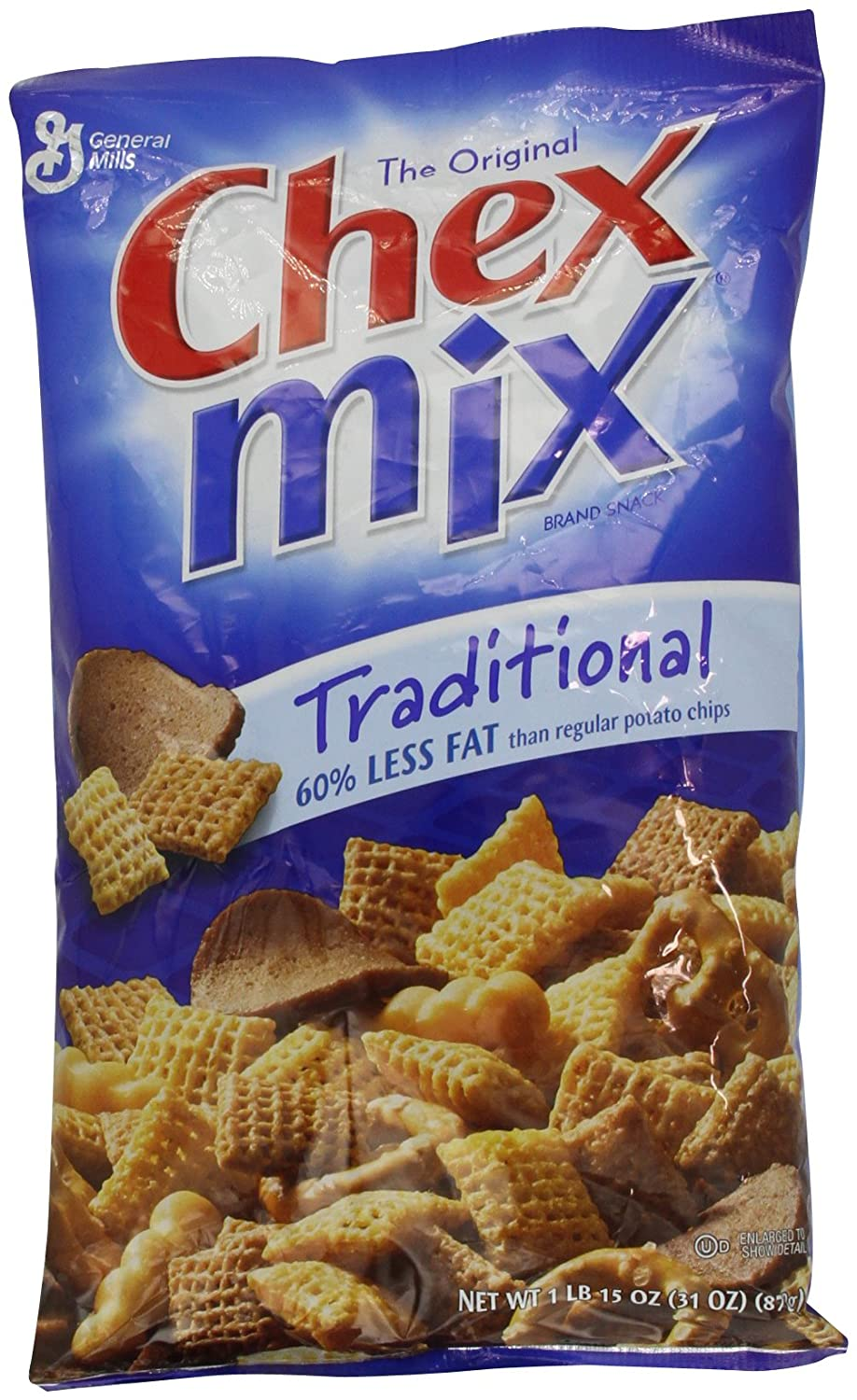 Not yummy chex mix!