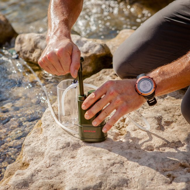 what is the best survival water filter