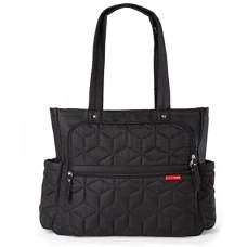 Skip Hop Forma Pack & Go Diaper Tote Bag, Black