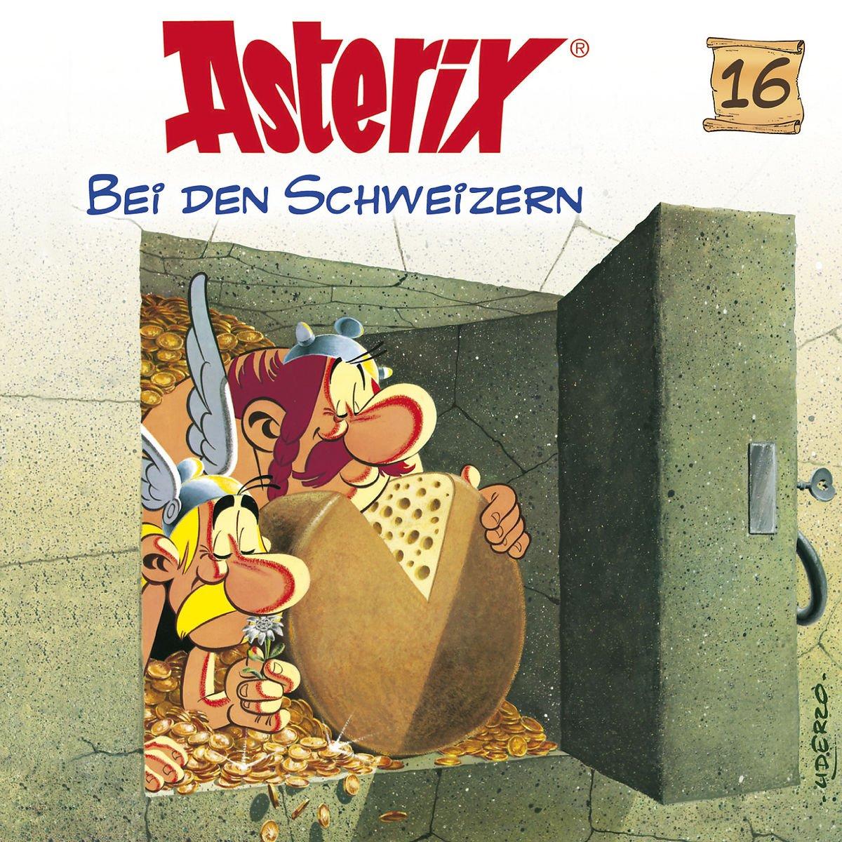 Asterix (16) bei den Schweizern (Karussell)