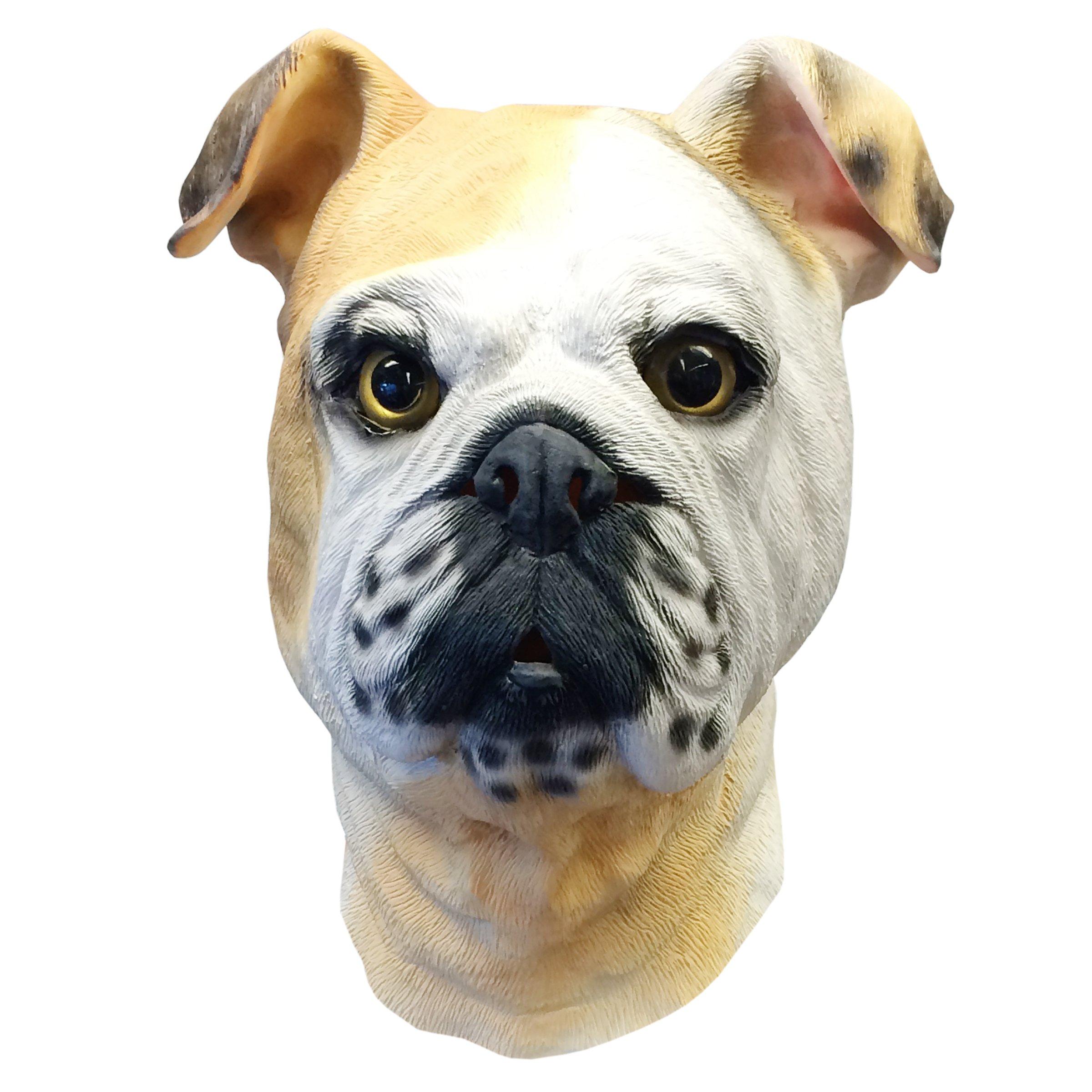 English Bulldog Face Mask