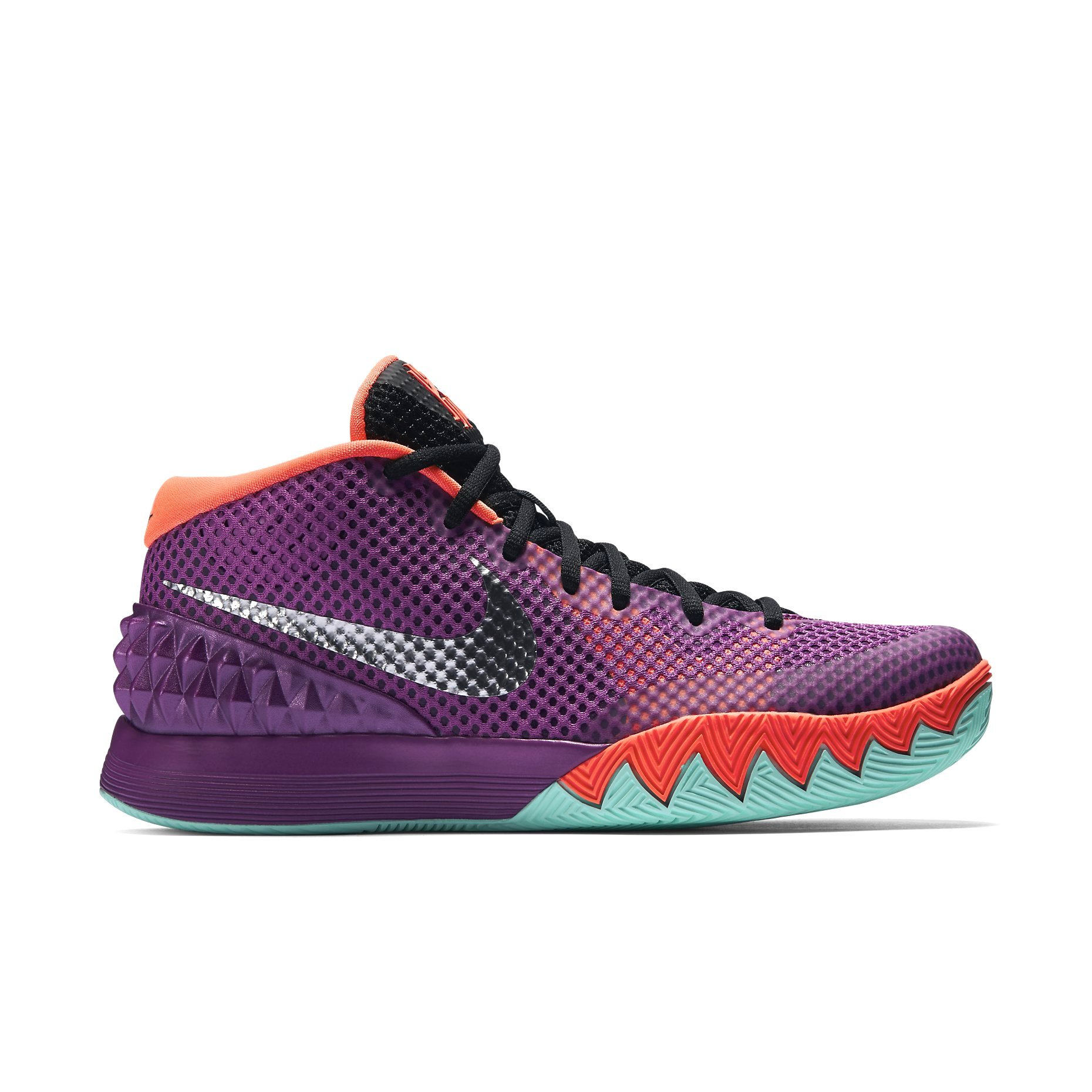 Nike Kyrie 1 Easter I Men Basketball Sneakers Medium Berry