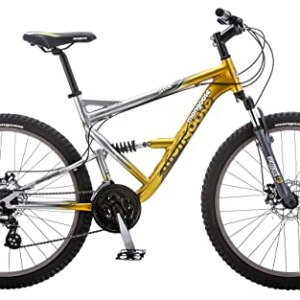 Mongoose Status 3.0 Dual-Suspension Mountain Bike REVIEW