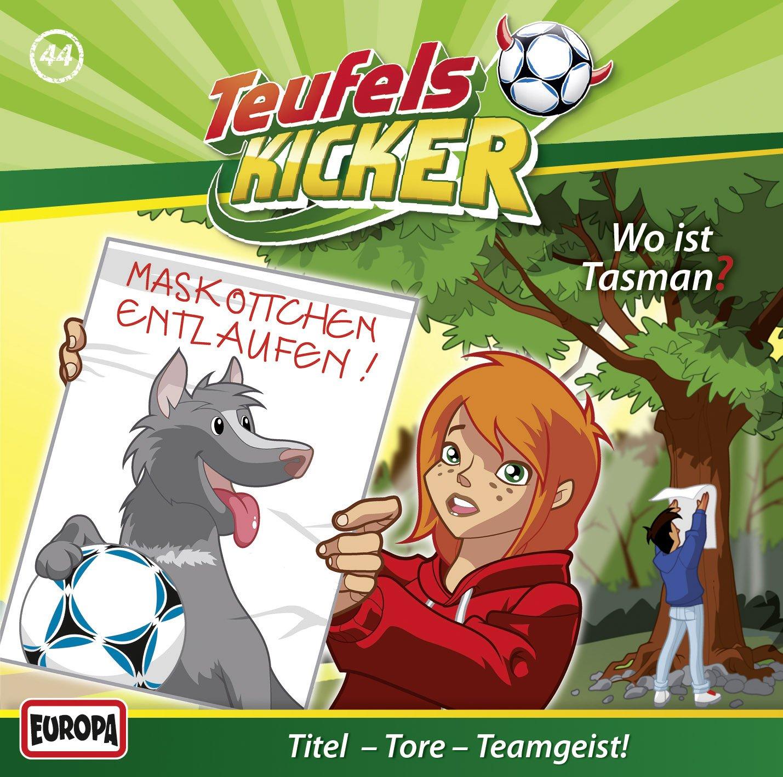 Teufelskicker (44) Wo Ist Tasman? (Europa)