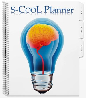 Academic School Planner (+) Calendar for 2013 2014