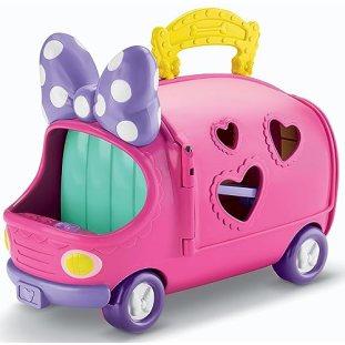 Fisher-Price Disney Minnie Mouse Bowtique Minnie's Pet Tour Van