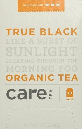Care Tea True Black Tea, 18 Count