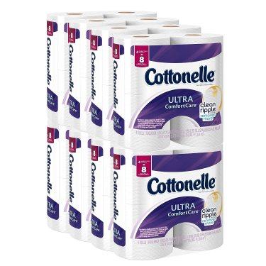 Cottonelle toilet tissue