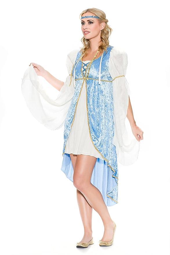 Juliet Adult Costume, Multi