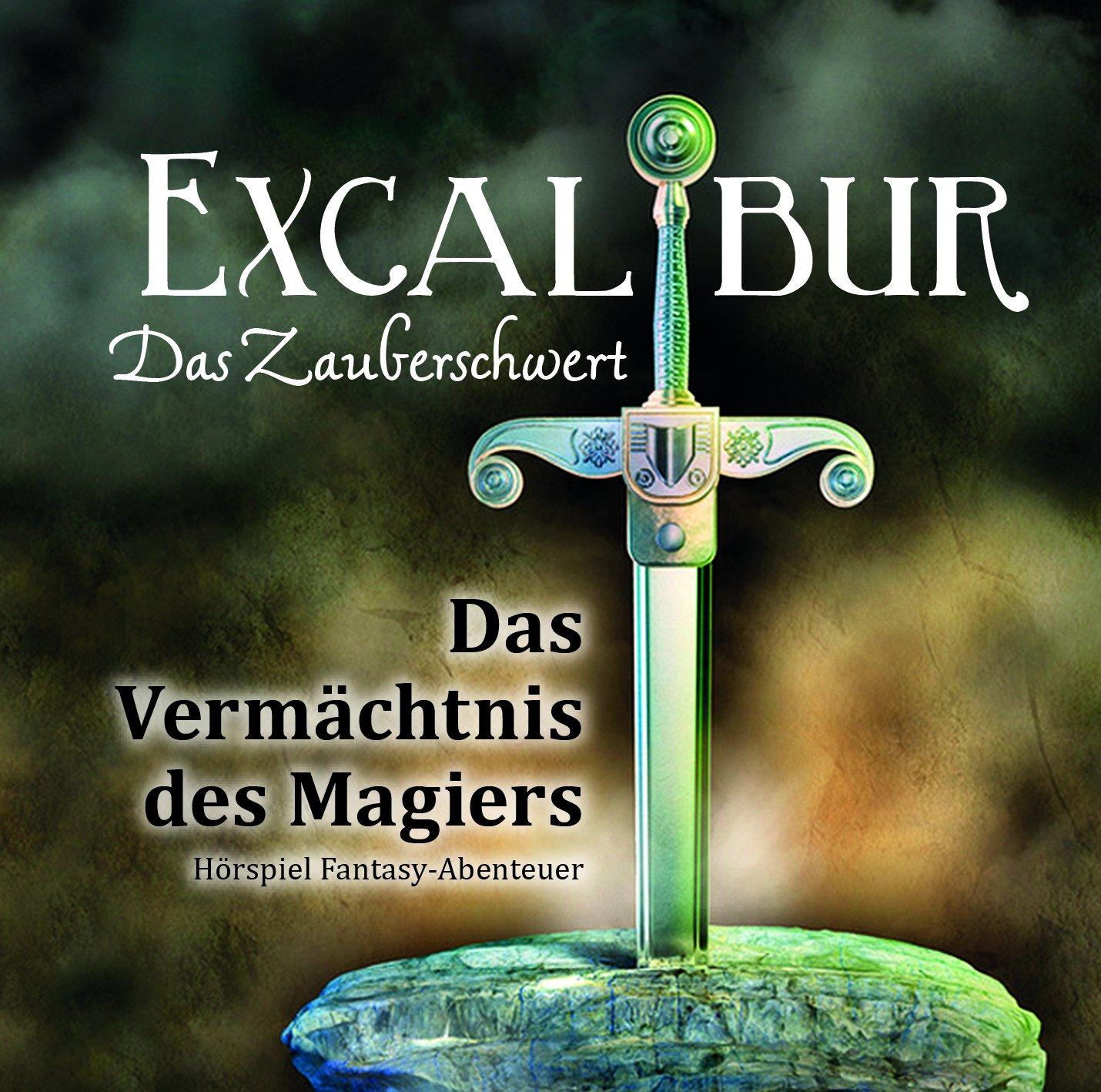 Excalibur - Das Zauberschwert (1) Das Vermächtnis des Magiers - junior 1988 / Sj Entertainment 2015