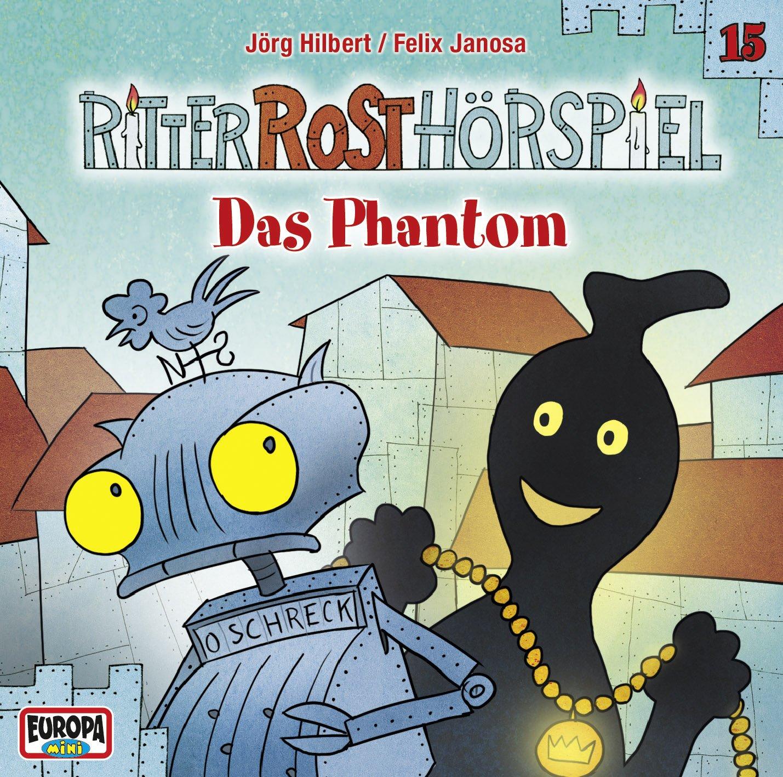 Ritter Rost (15) Das Phantom (Europa)