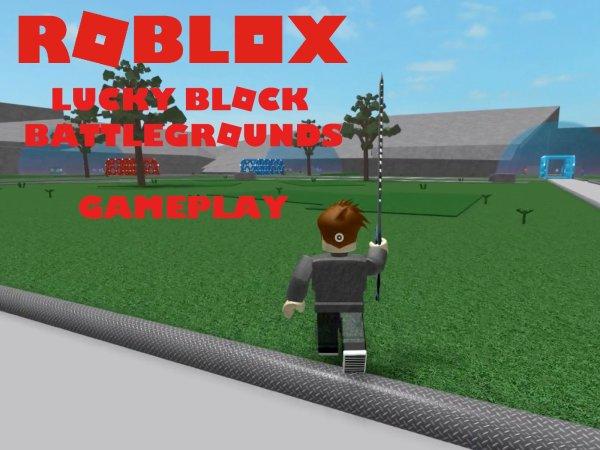 Watch 'Clip: Roblox Lucky Block Battlegrounds Gameplay' on ...