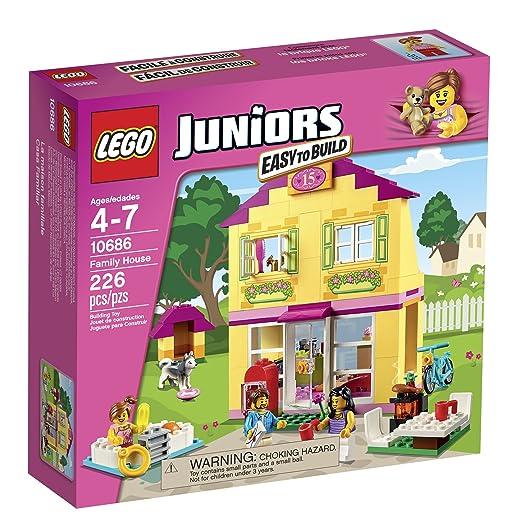 Hot Price Amazon Lego Juniors 10686 Family House Building Kit Or