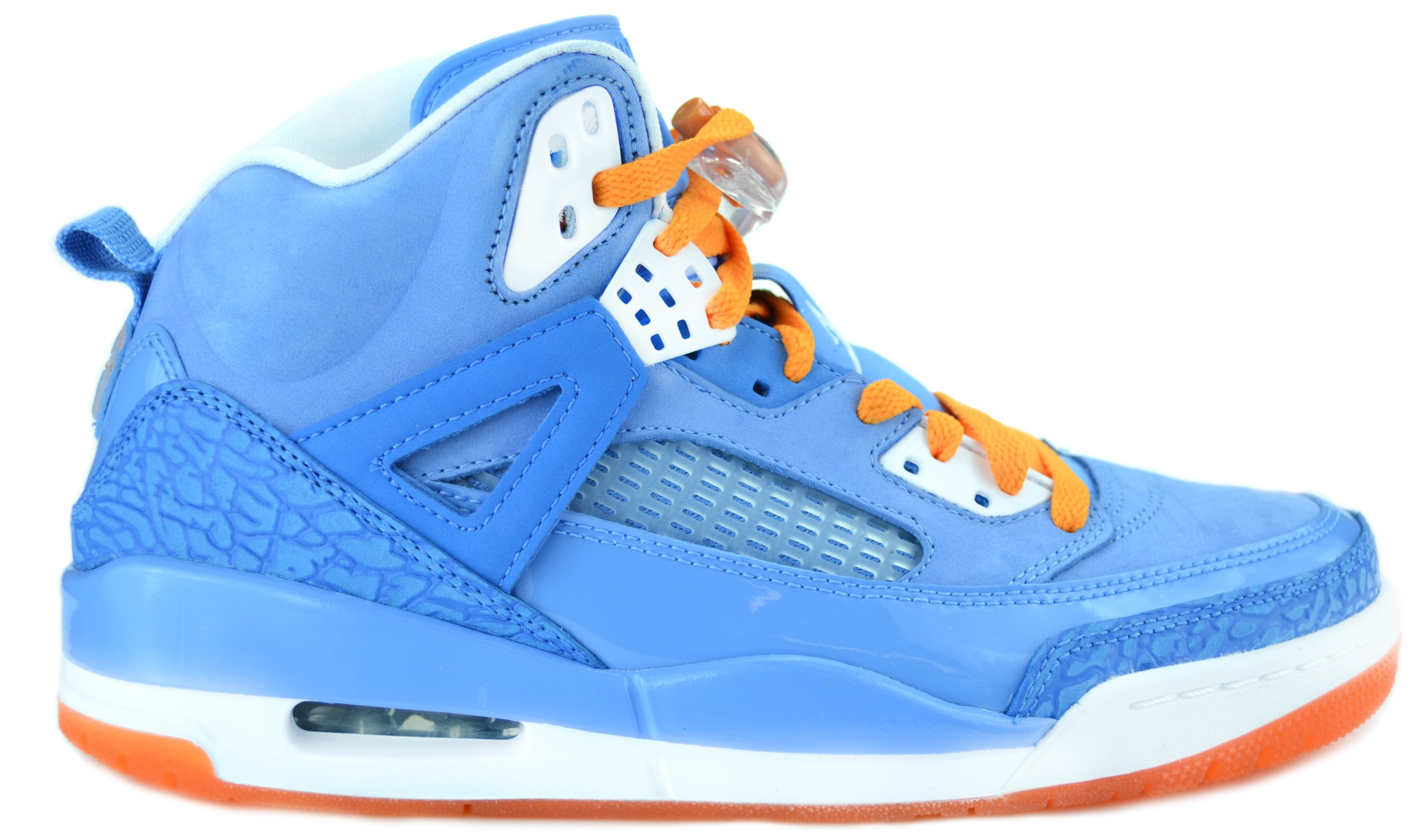 "Jordan Spizike ""Year of the Dragon"" University Blue/White/Italy Blue/Vivid Orange 315371-415"