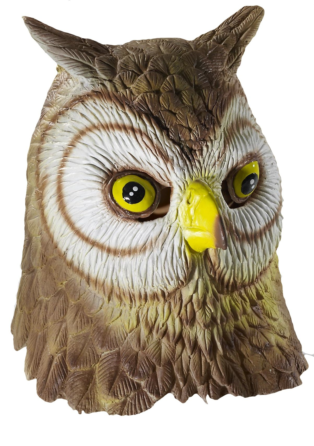 Deluxe Adult Latex Owl Mask