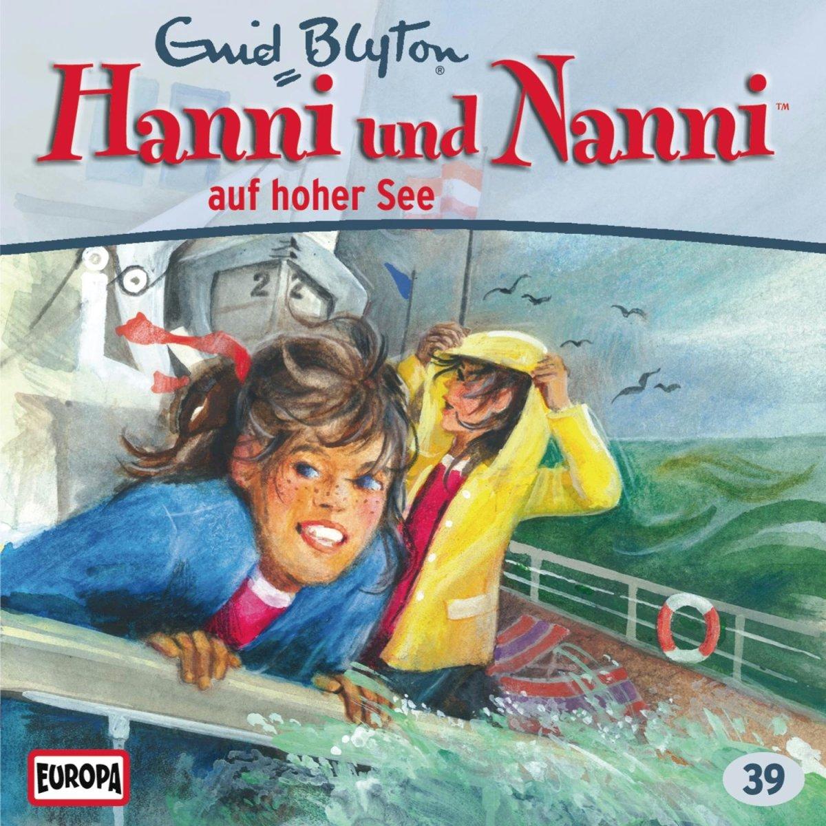 Hanni und Nanni (39) auf hoher See (Europa)
