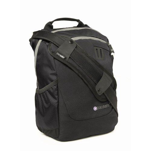 Pacsafe VentureSafe 300 Secure Travel Bag Black
