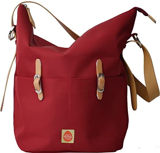 Vegan Leather Diaper Bags, Pacapod
