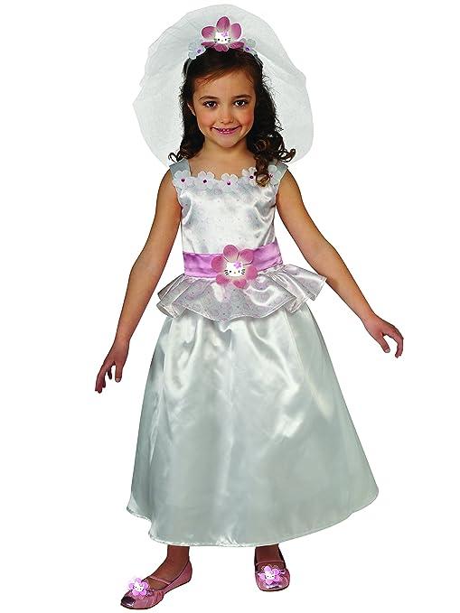 Rubies Hello Kitty Bride Costume, Child Medium