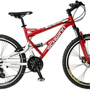 Schwinn Protocol 1.0 Men's Dual-Suspension Mountain Bike Review