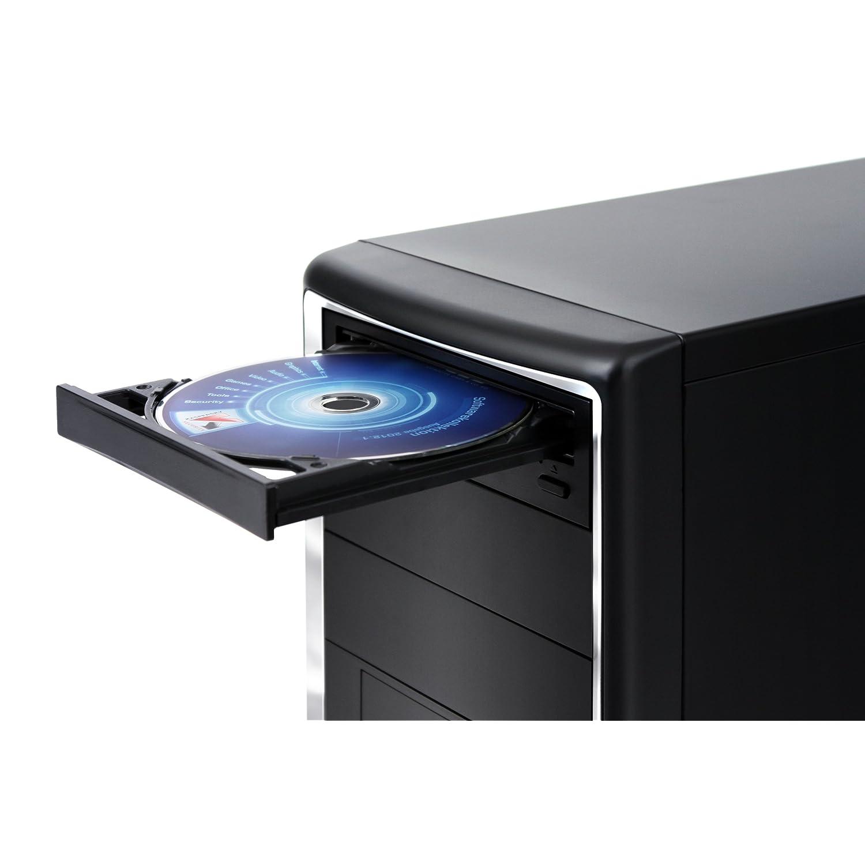 CSL Sprint 5672 - AMD Phenom 4x 3000 MHz, 8 GB RAM, 1000 GB HDD, Radeon HD 3000, DVD-RW, Gigabit LAN