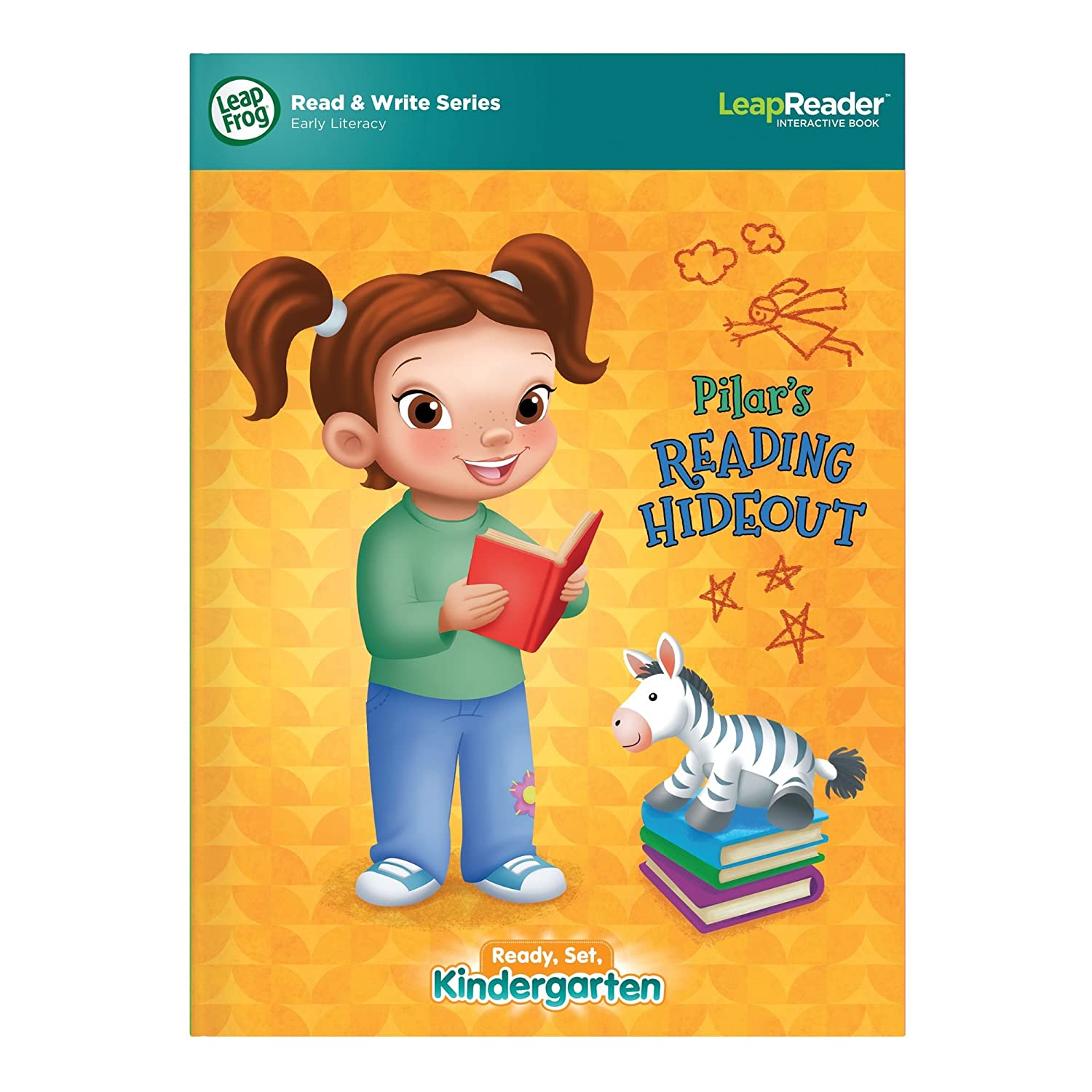 Leapfrog Leapreader Read And Write Book Set Ready Set Kindergarten For Leapr