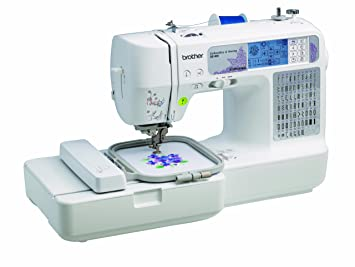Brother SE400 Embroidery Machine of the Year 2016 - Review