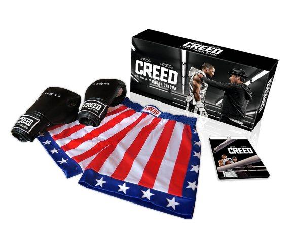 Creed L'Héritage de Rocky Balboa Préco Blu-ray Steelbook
