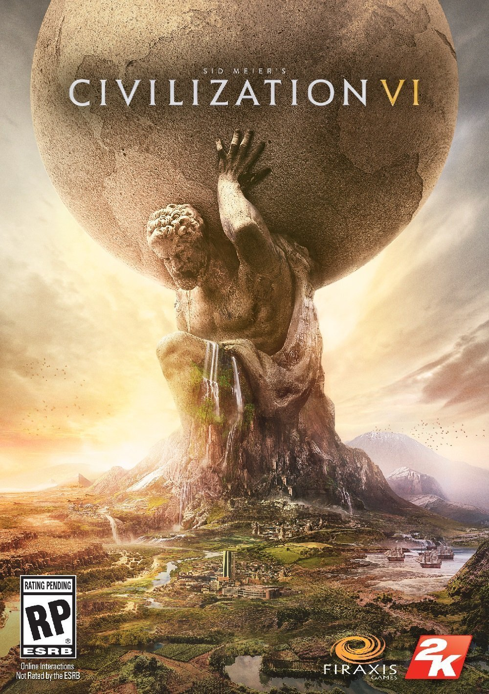 Sid Meier's Civilization VI Announced 3