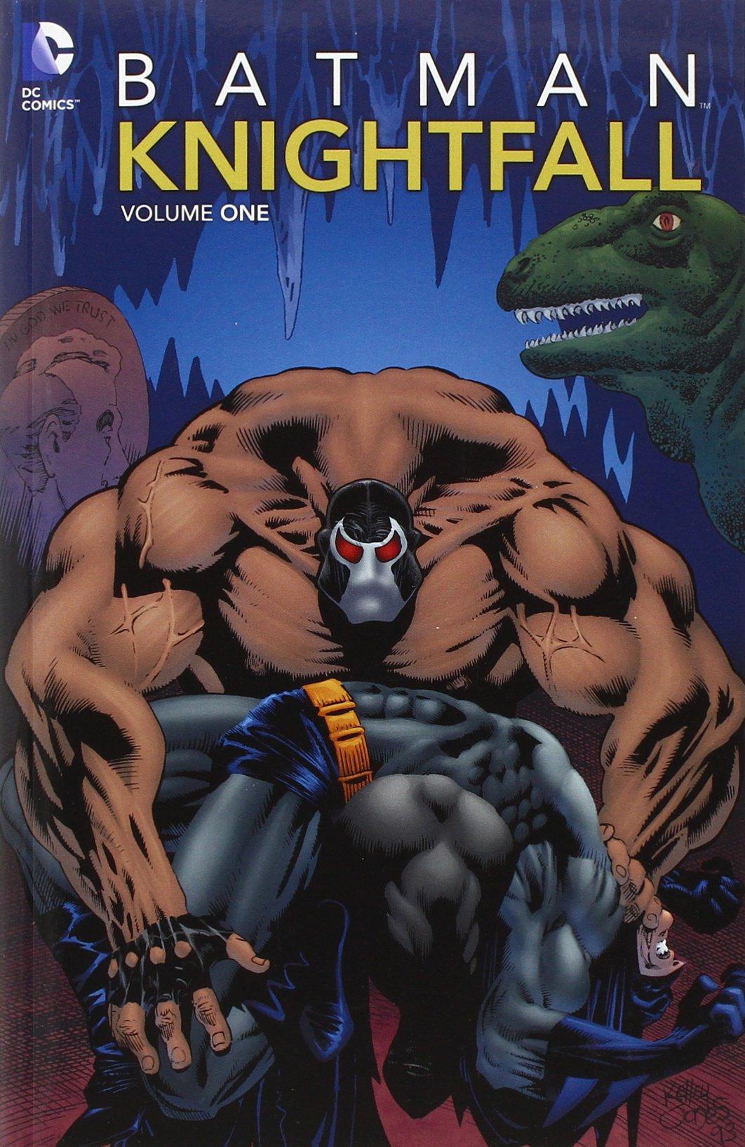 Knightfall Graphic Novels