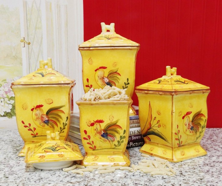 Vintage French Roosters Sunshine Rooster Collection