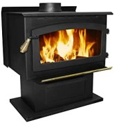 1700 sq ft wood stove heater
