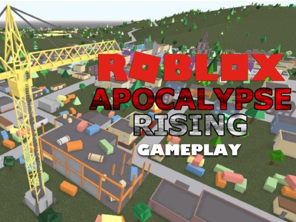 Watch 'Clip: Roblox Apocalypse Rising Gameplay' on Amazon ...