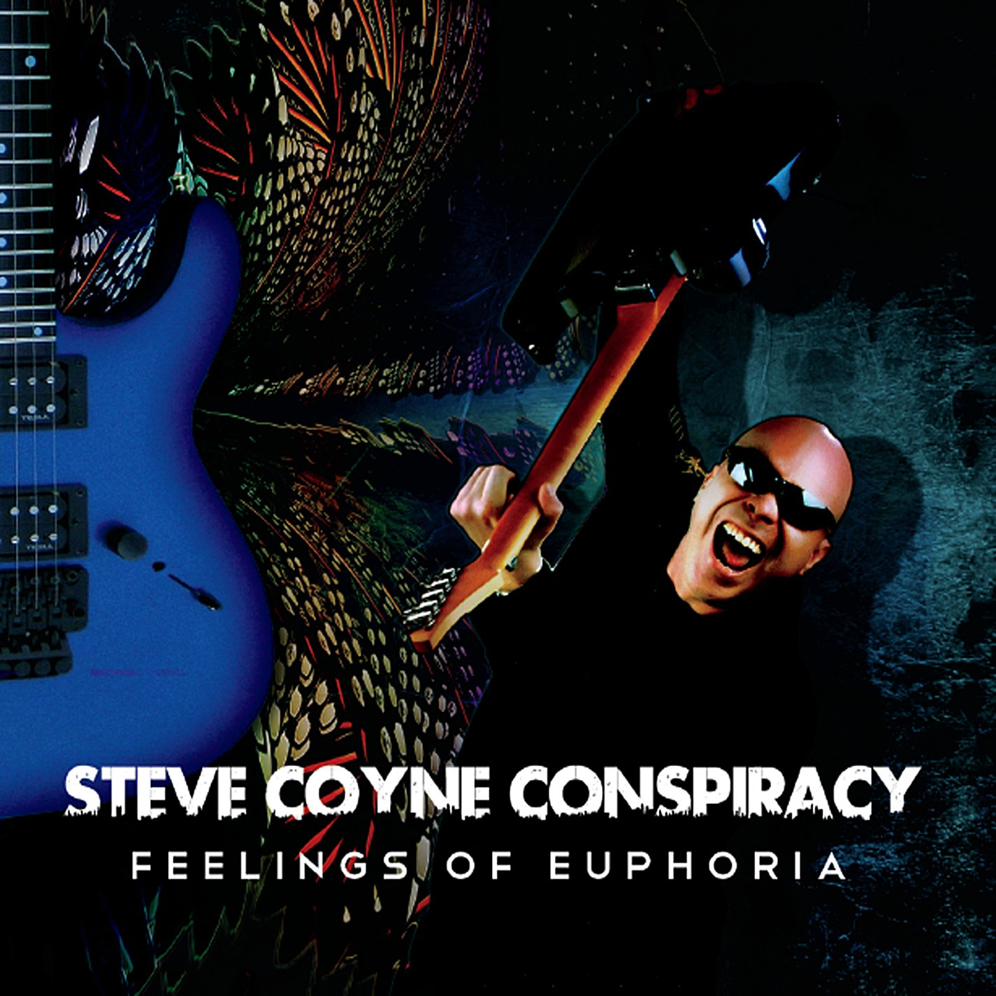 STEVE COYNE CONSPIRACY Feelings Of Euphoria
