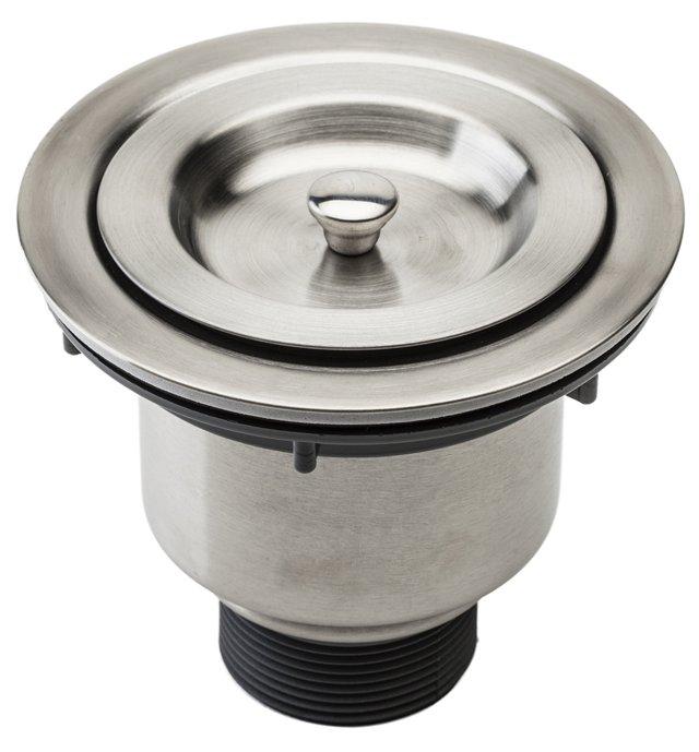 Kitchen Sink Basket Strainer Gasket Home Design Inspiration